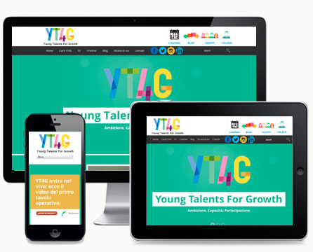 Young Talents for Growth